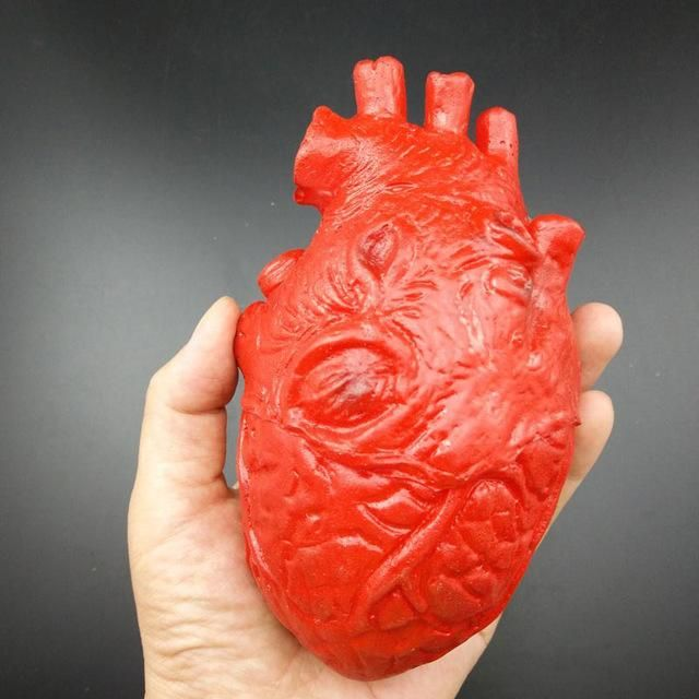 Halloween Horror Props Life size Heart Brain Fingers Eyeballs House - halloween decorations party
