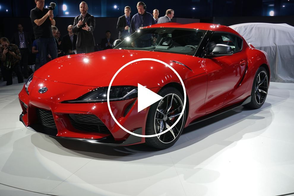 This Is The 2020 Toyota GR Supra CarBuzz Toyota, New