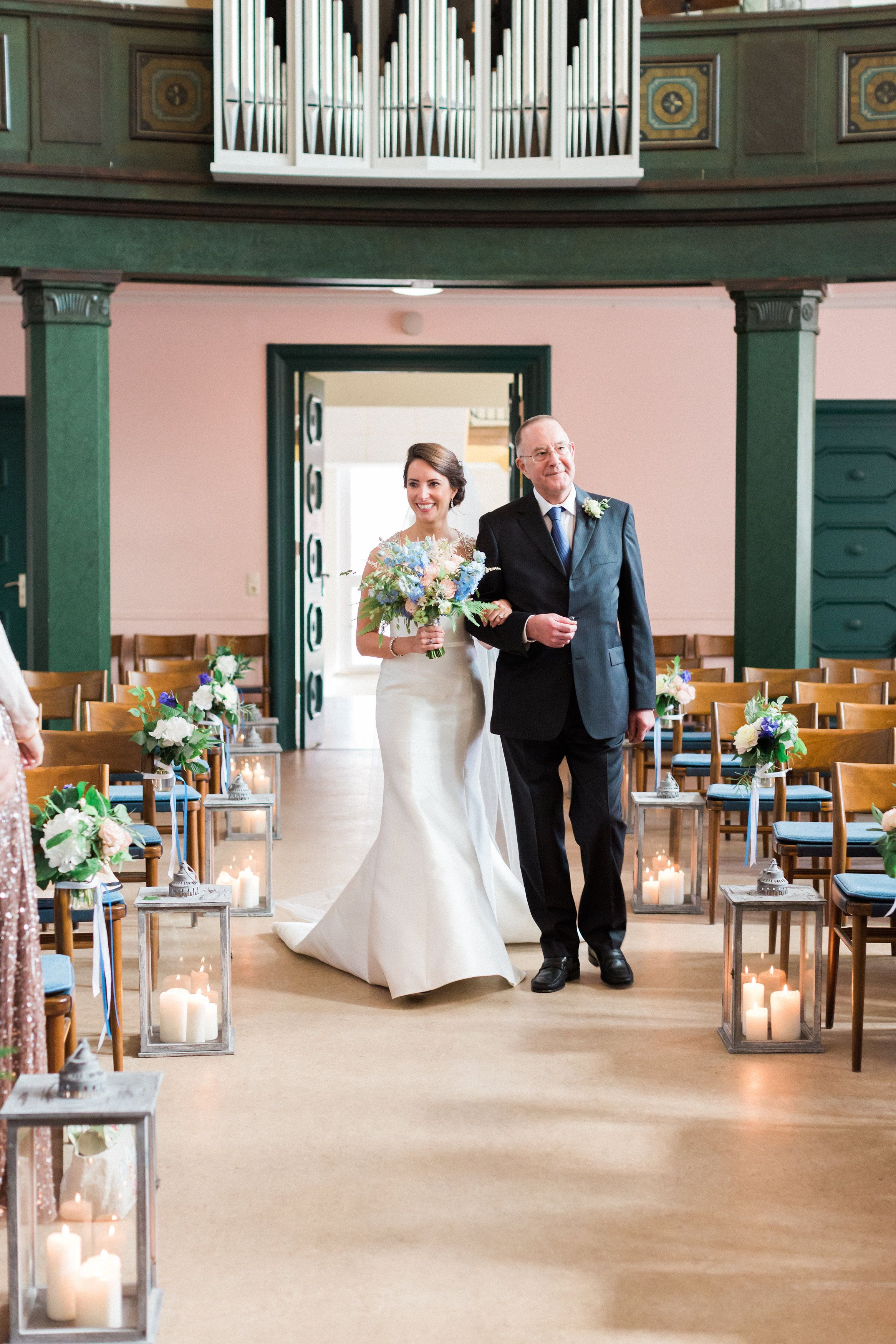 We are so in love with our german american wedding couple who came