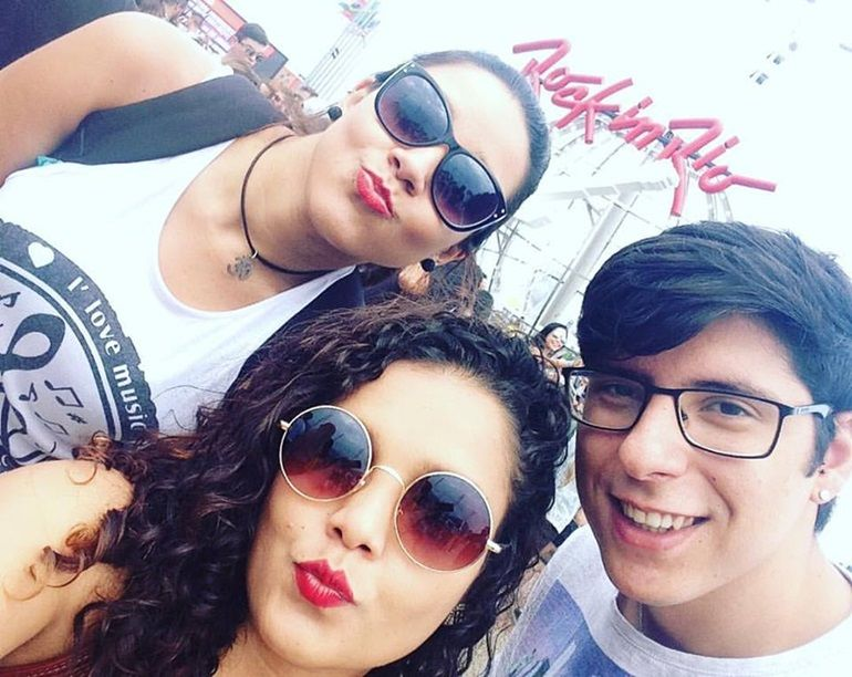 ROCK IN RIO- Show da Rihanna, Sam Smith e mais.