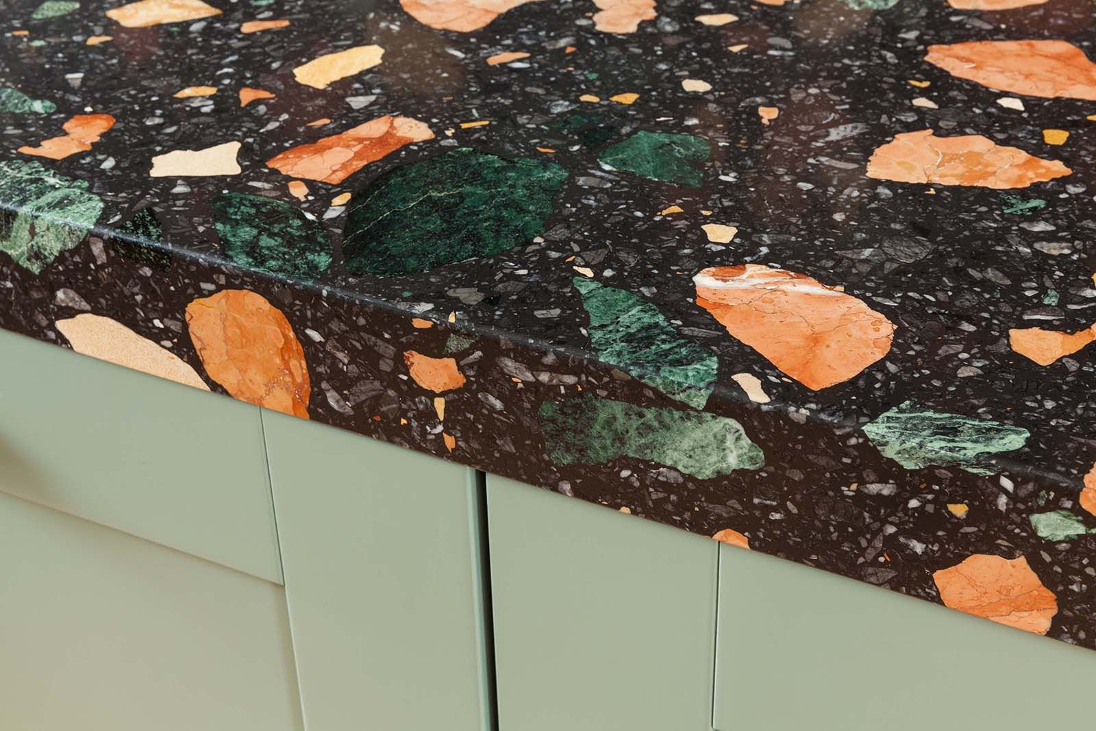 Terrazzo The Flooring Material is Back, and