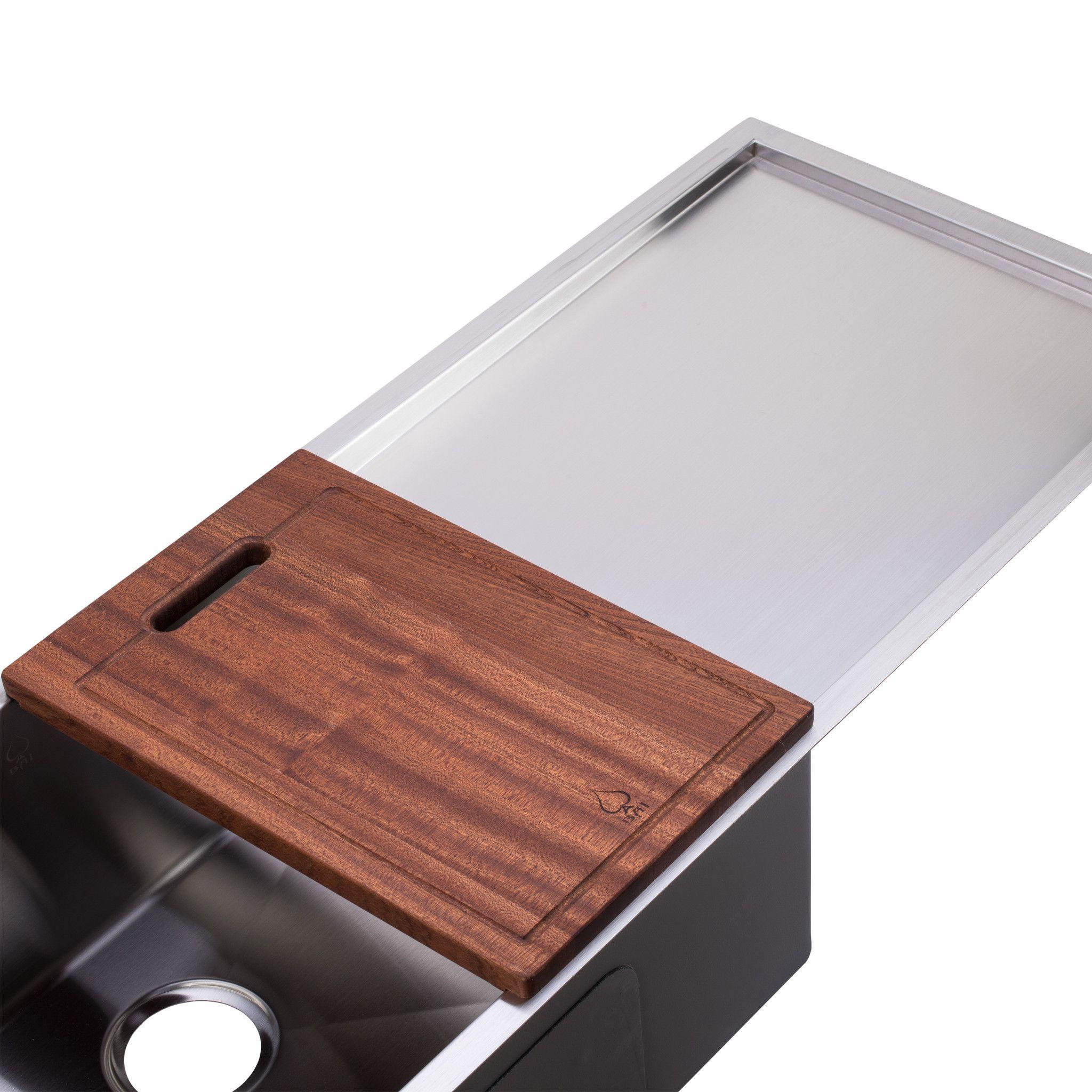 Bai 1253 stainless steel 16 gauge kitchen sink handmade 45