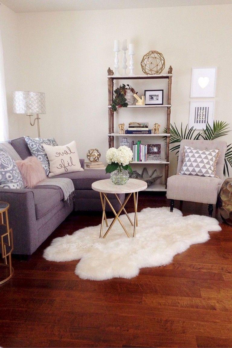 77 Comfy Apartment Living Room Decorating Ideas Small Living