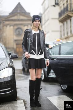 winter 2014-15 street style