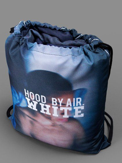 kevin amato x hood by air x off white duvet and two pillow cases 228cm x