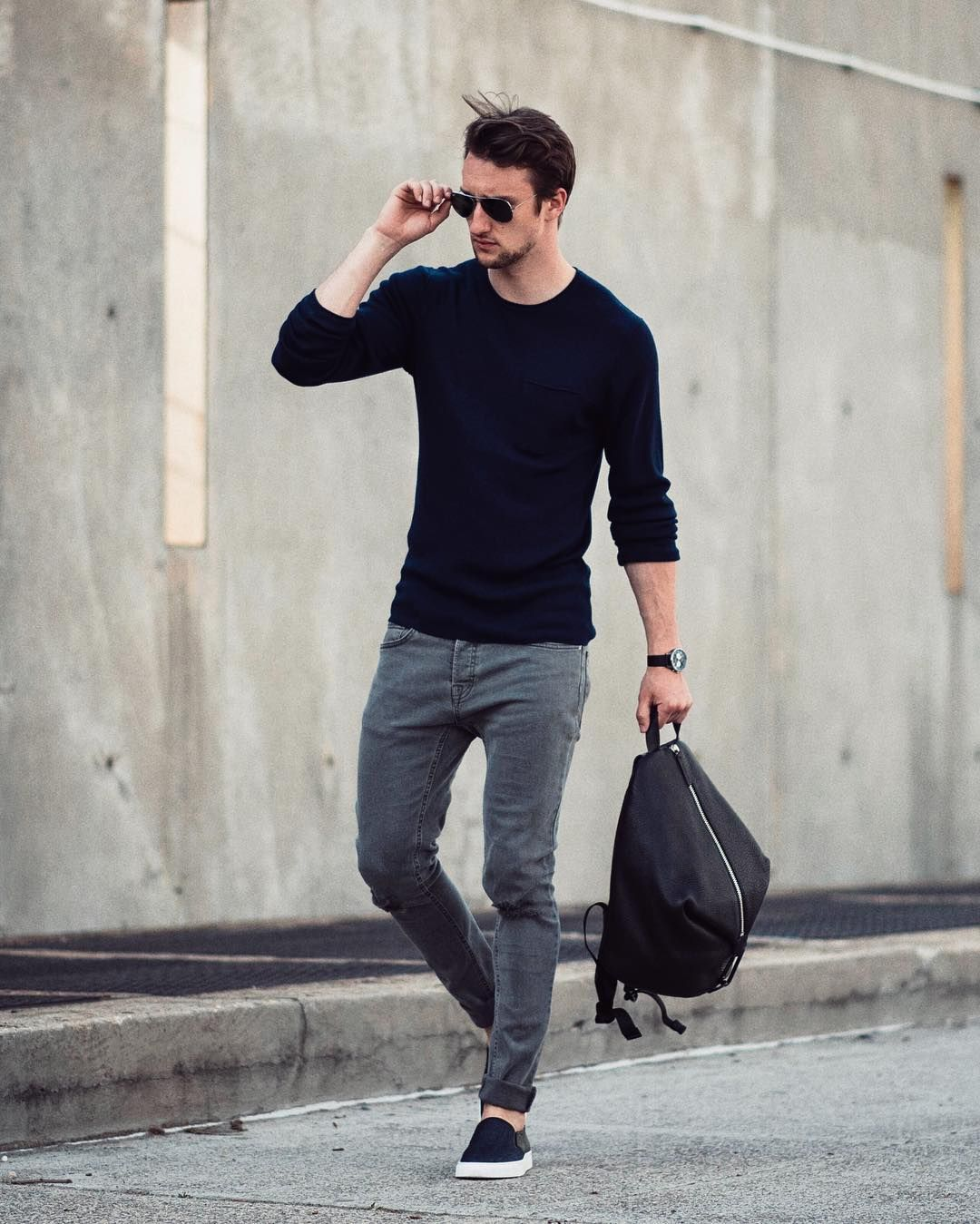 5 Outfits That Will Make You Look Way Cooler Pinterest Men 39 S Fashion Street Styles And Street