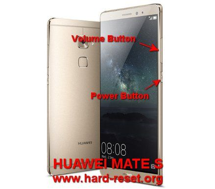 How To Easily Master Format Huawei Mate S Crr Ul00 Crr L09 With Safety Hard Reset Huawei Mate Huawei Finger Print Scanner