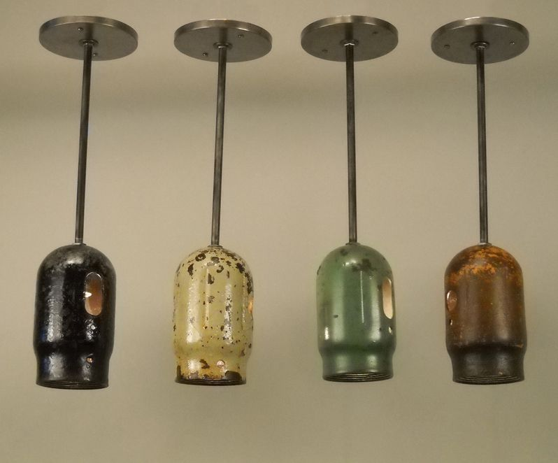 Cylinder Caps By Conant Metal And Light