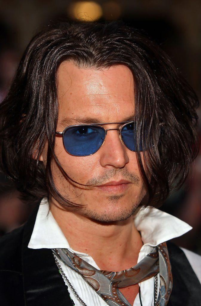 b307085ae352e More Pics of Johnny Depp Aviator Sunglasses (20 of 39) - Johnny Depp  Lookbook - StyleBistro