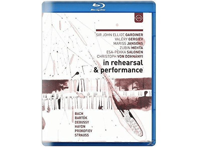 Various - In Rehearsal & Performance Ii [blu-ray]