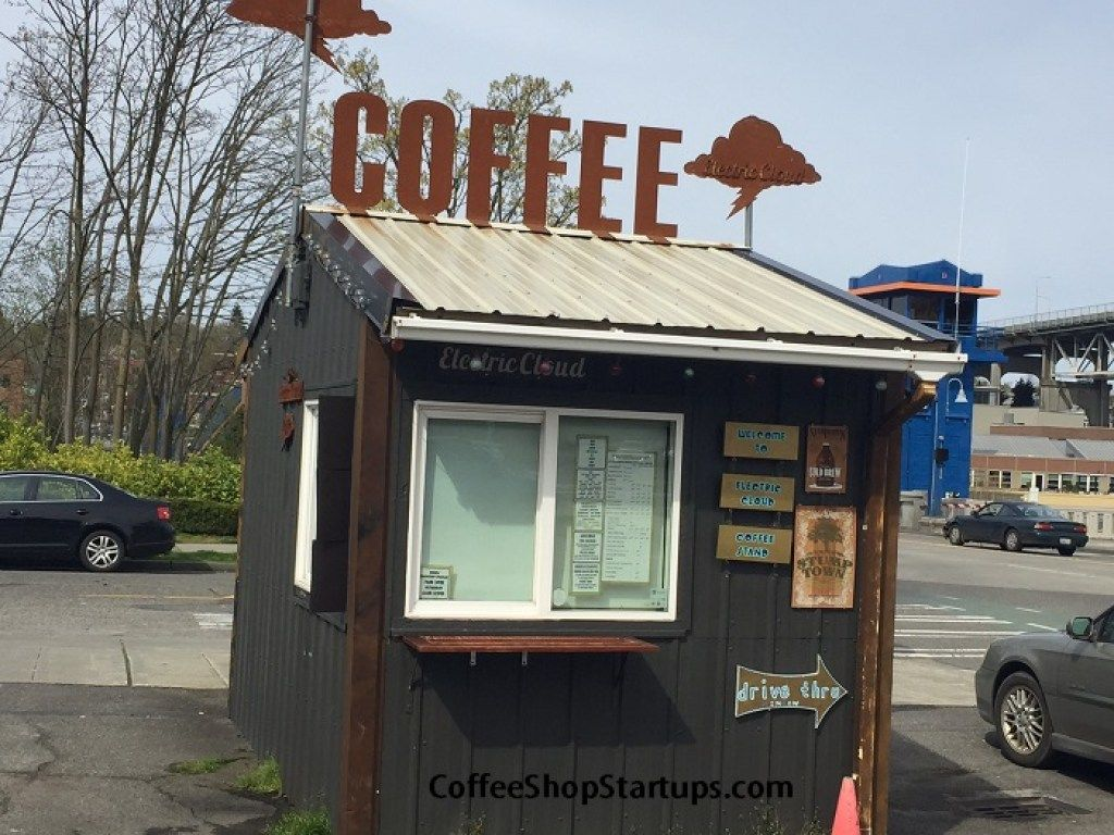 A 15 Step Plan To Start a Drive-Thru Coffee Stand Business