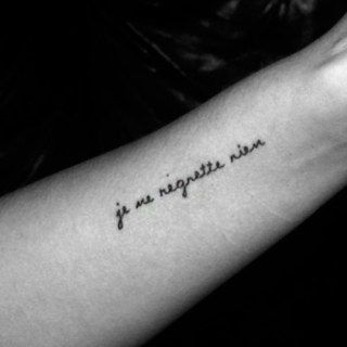 Tatuagens De Frases Mais Do Que Especiais Tattoos Pinterest