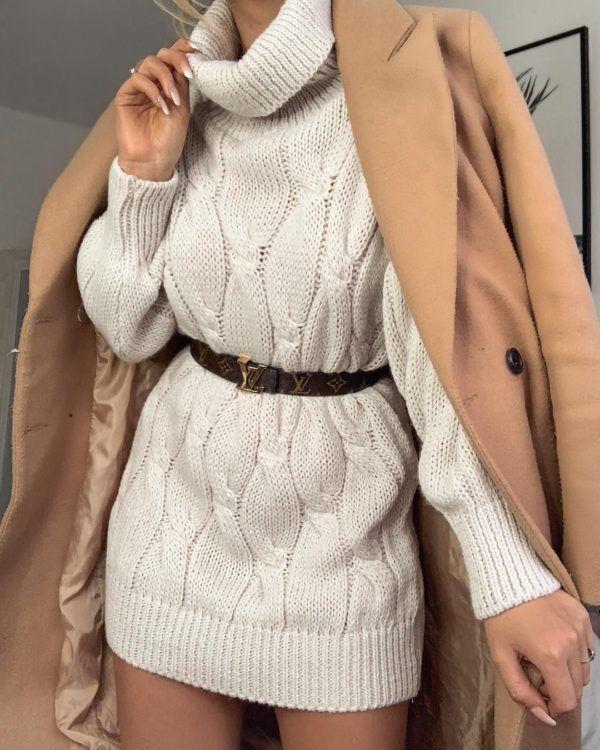 Des pulls chics pour que maman ne vous dise pas «Où sans pull?»   – Outfits cool street wear sokak modası