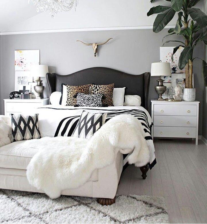 Pin by Chantal Eden on Slaap/Woonkamer | Pinterest | Bedrooms ...