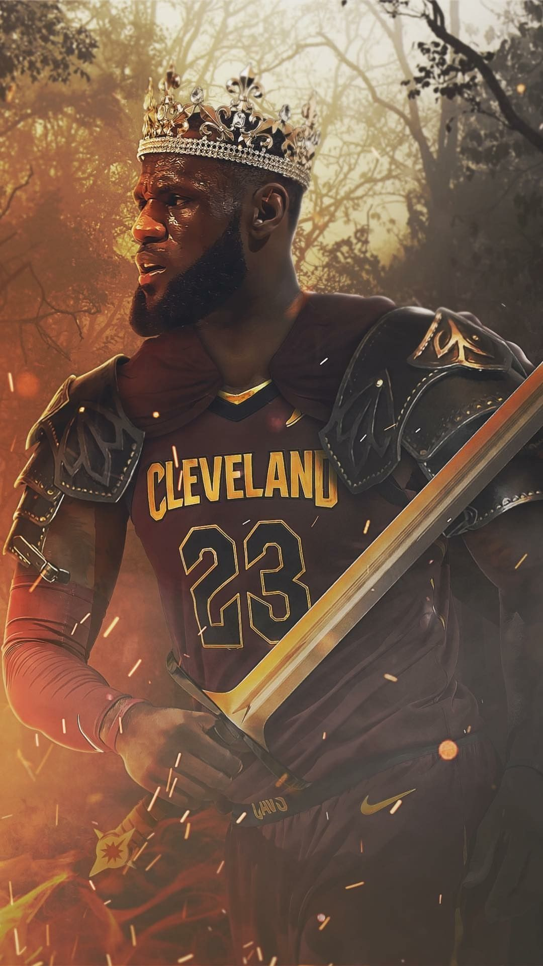 Lebron James Wallpapers High Definition Hupages Download Iphone Wallpapers Lebron James Wallpapers King Lebron James Lebron James Lakers