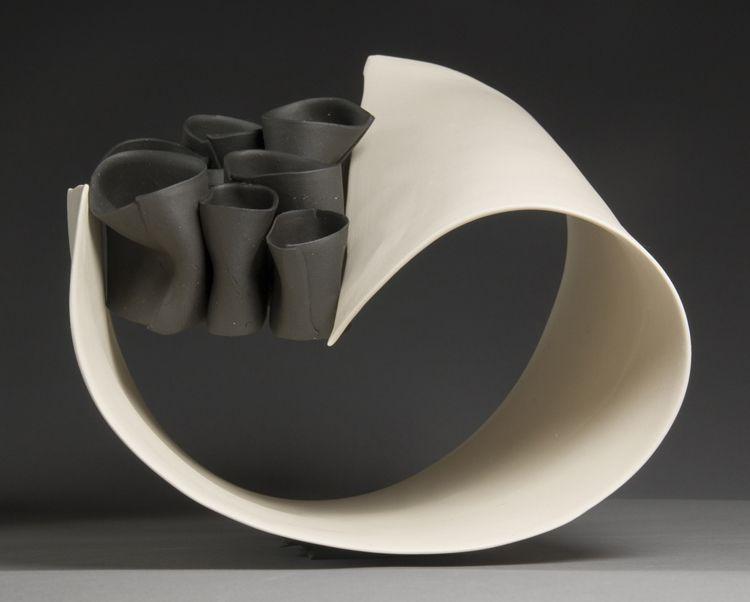 Elizabeth Kendall | 'Entrada'.  Ceramic Sculpture