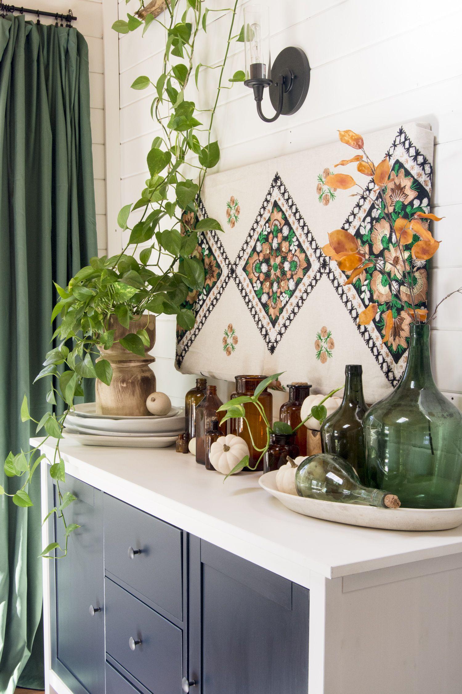Diy modern farmhouse buffet with images modern