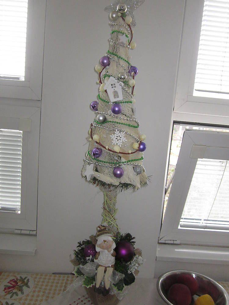 Vianočný stromček-100cm-ZLAVA   anad333 - SAShE.sk - Handmade ... 2c4746f7153