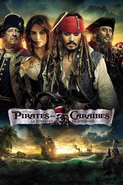 Pirates des Caraïbes : la Fontaine de Jouvence streaming