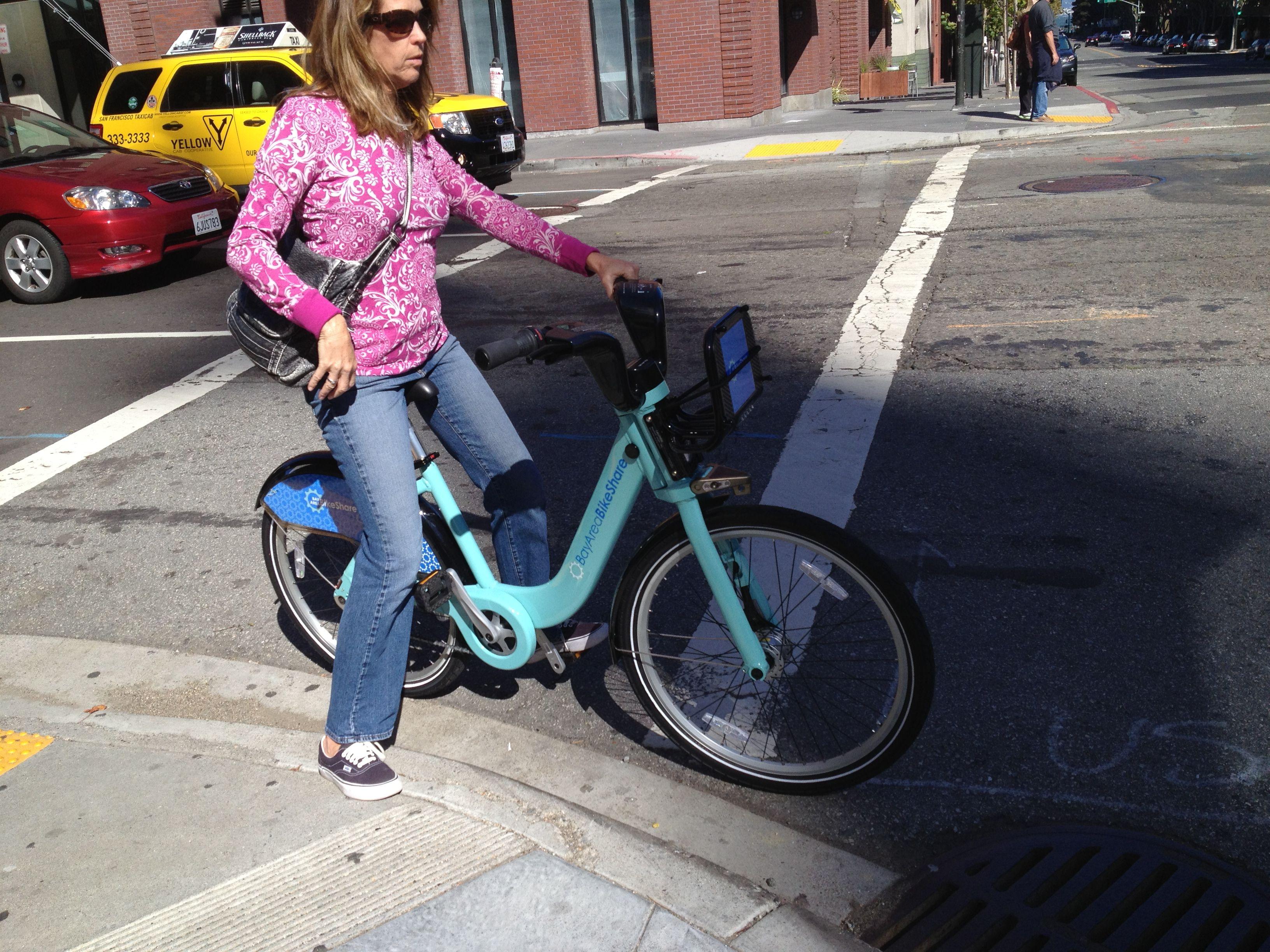 Bike sharing in san francisco bike share san francisco