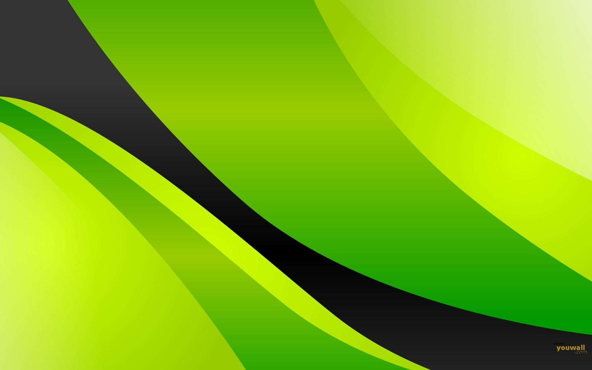 youwall - windows vista green theme wallpaper - wallpaper | free