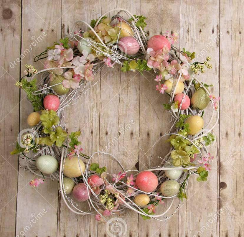 Photo of 85+ quick and easy ideas for Easter wreaths