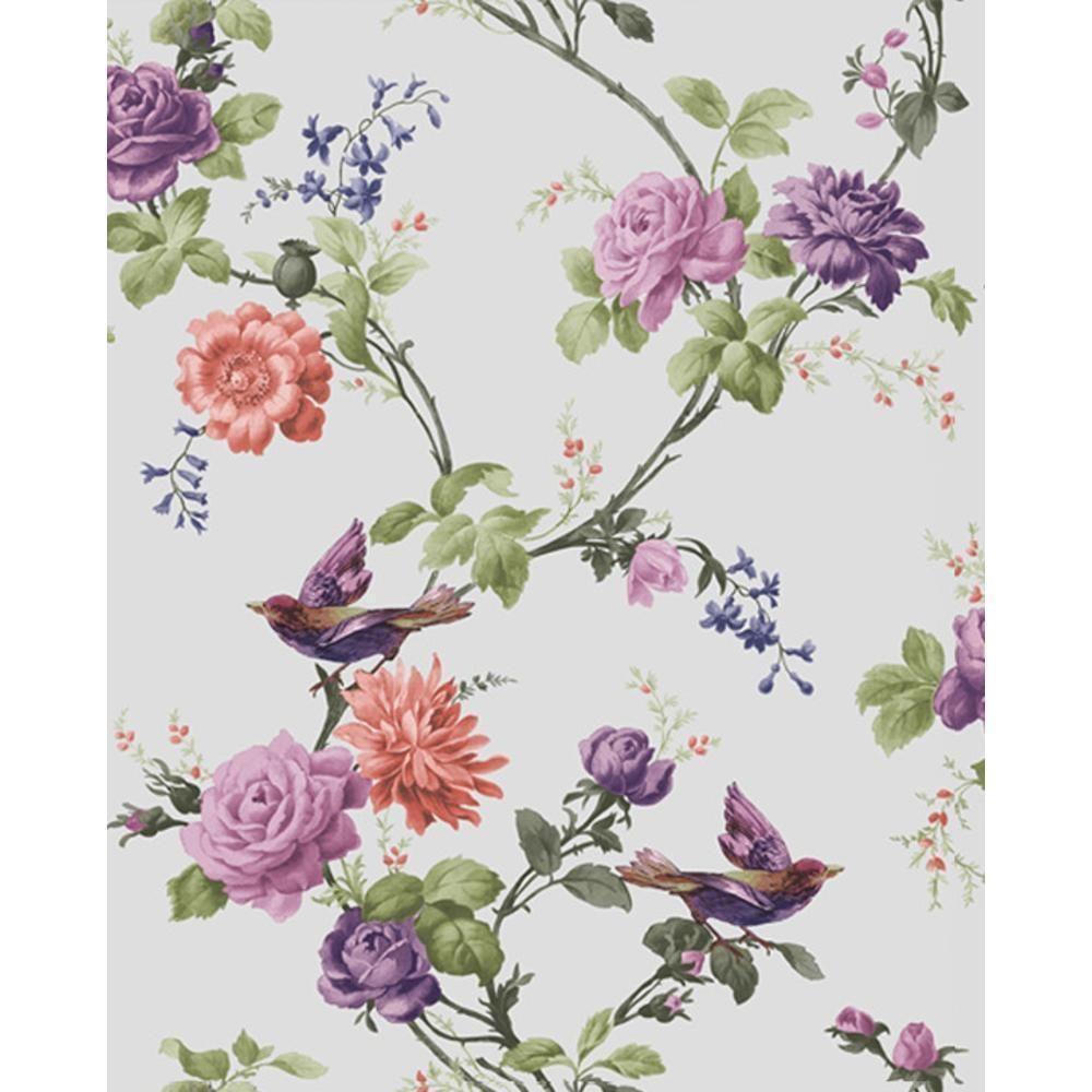 new graham brown oriental bird motif flower floral leaf. Black Bedroom Furniture Sets. Home Design Ideas