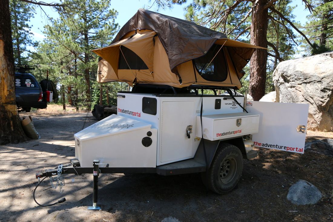 Exploring wilderness requires adventurous minds and off-road c&ers. To help you in such endeavor here is our list of best off-road pop-up c&ers for & Turtleback trailer and CVT RTT | Overland Trailers/Roof Top Tents ...