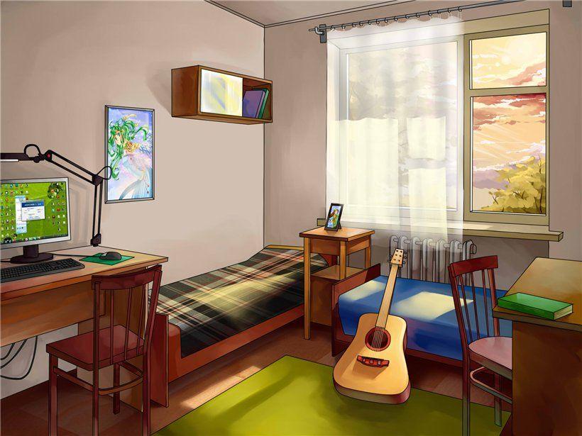 Best Habitacion 2 Bg Inspiration In 2018 Pinterest Anime 640 x 480