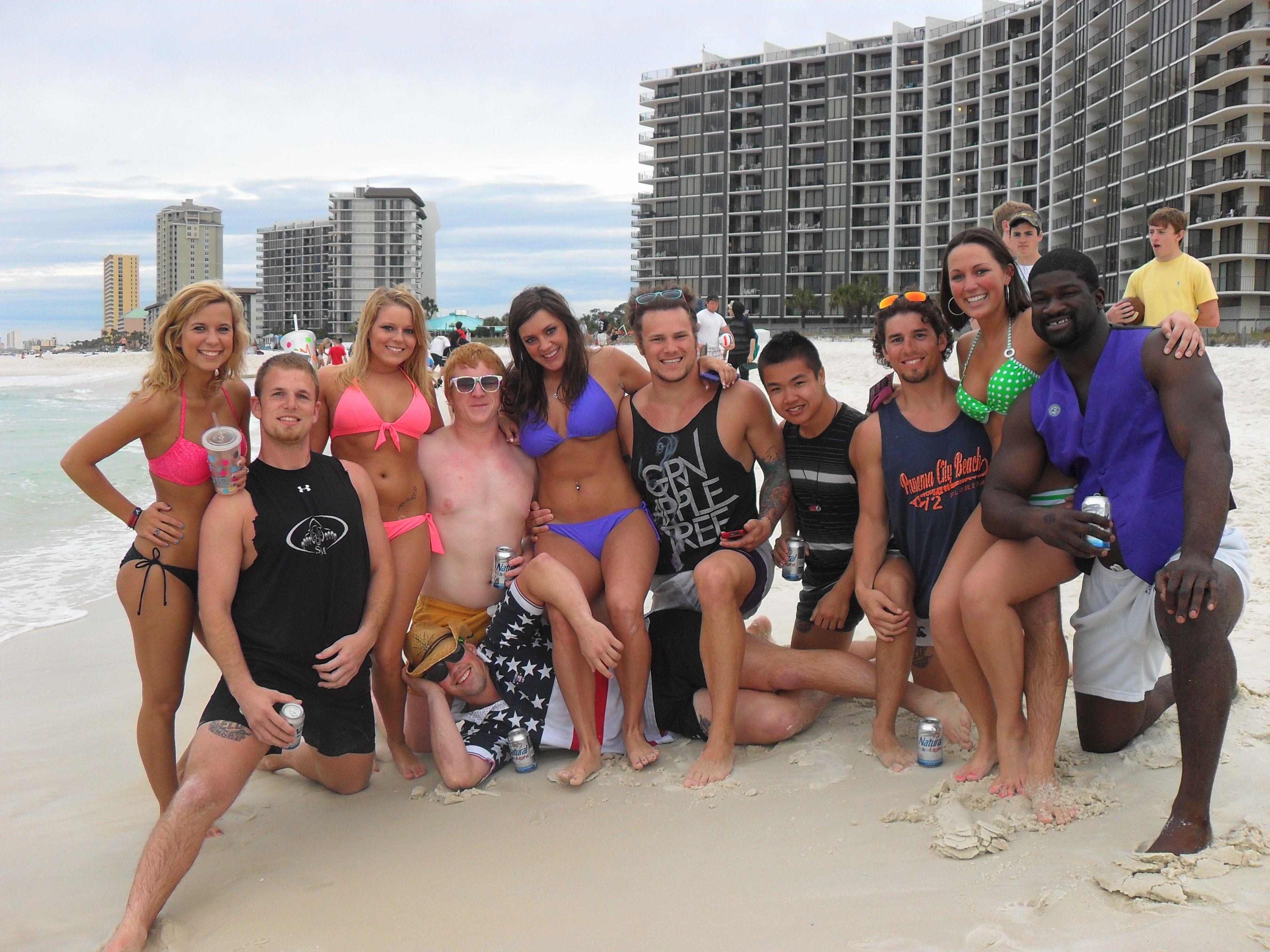 Cancun Nachtleben Mädchen