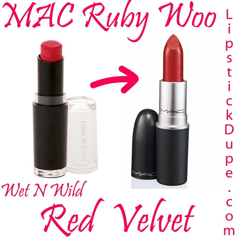 13 Wet N Wild Mega Matte Lipstick Dupes! (Lipstick Dupe ...