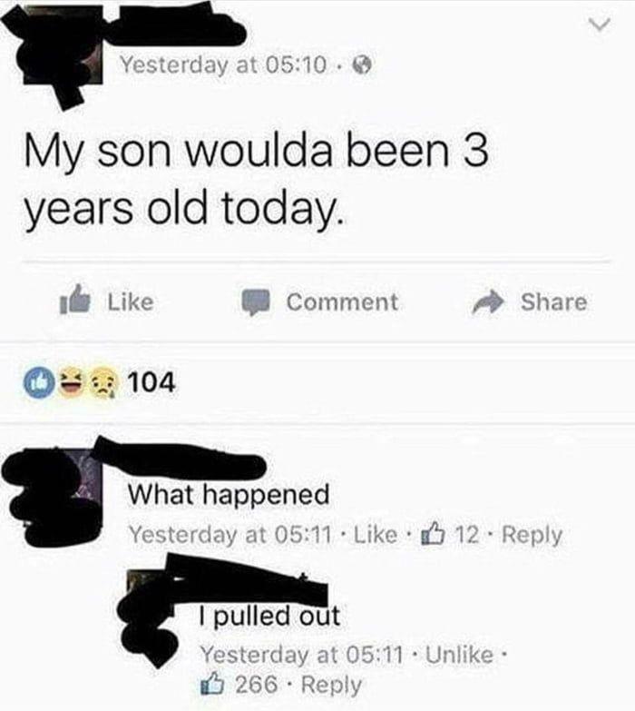 So sad what happened to him