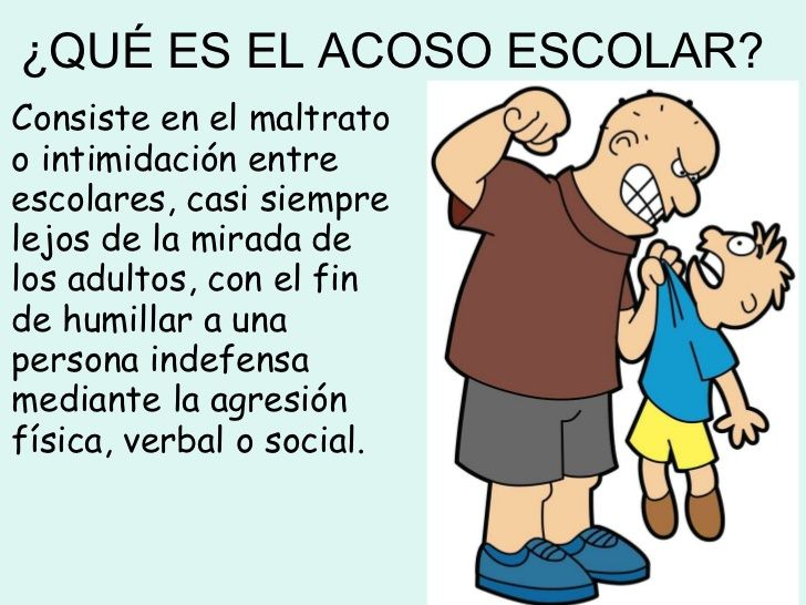 dejar de ser víctima del bullying | Un, Tes and Bullying