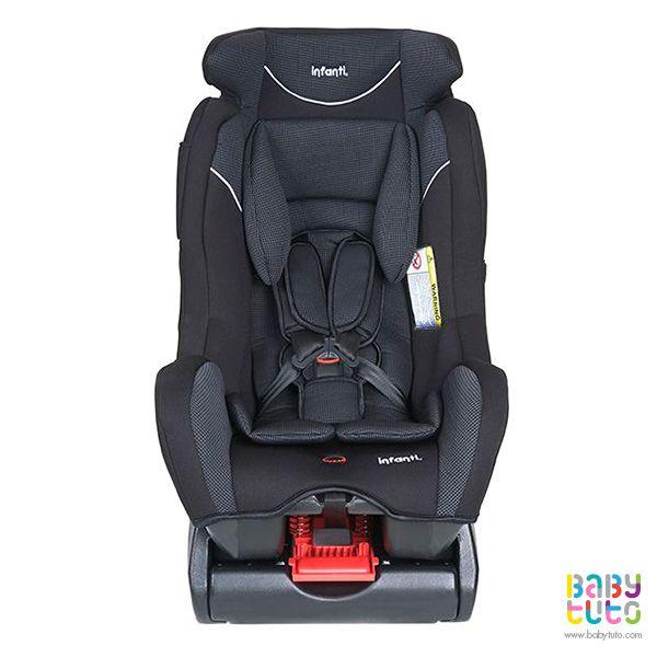 Silla para auto Barletta gris Infanti  Infanti   I n f
