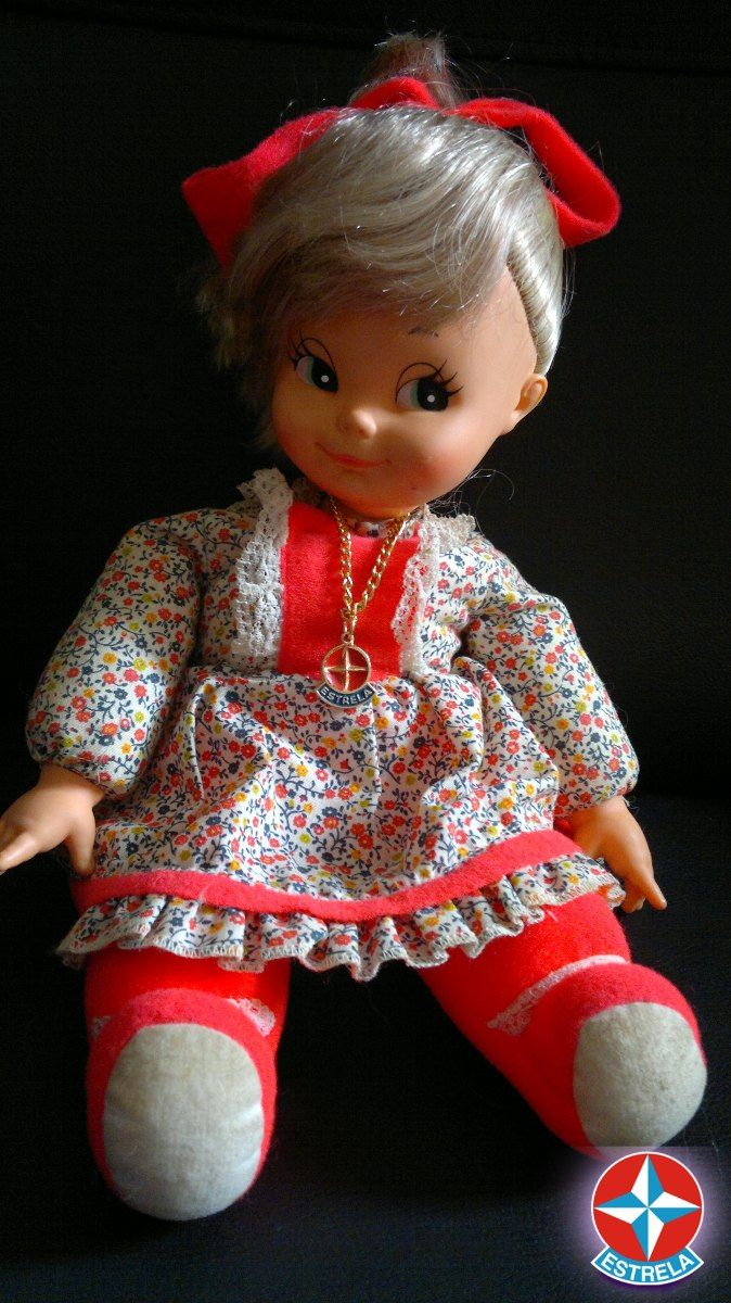 Boneca Pepita Rodrigues De Dancing Days,estrela,anos 70!!! - R$ 150,00 no MercadoLivre