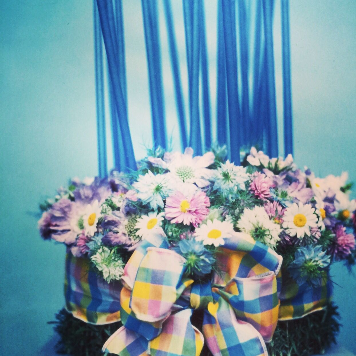 Birthday cake arrangement happybirthday floral floral