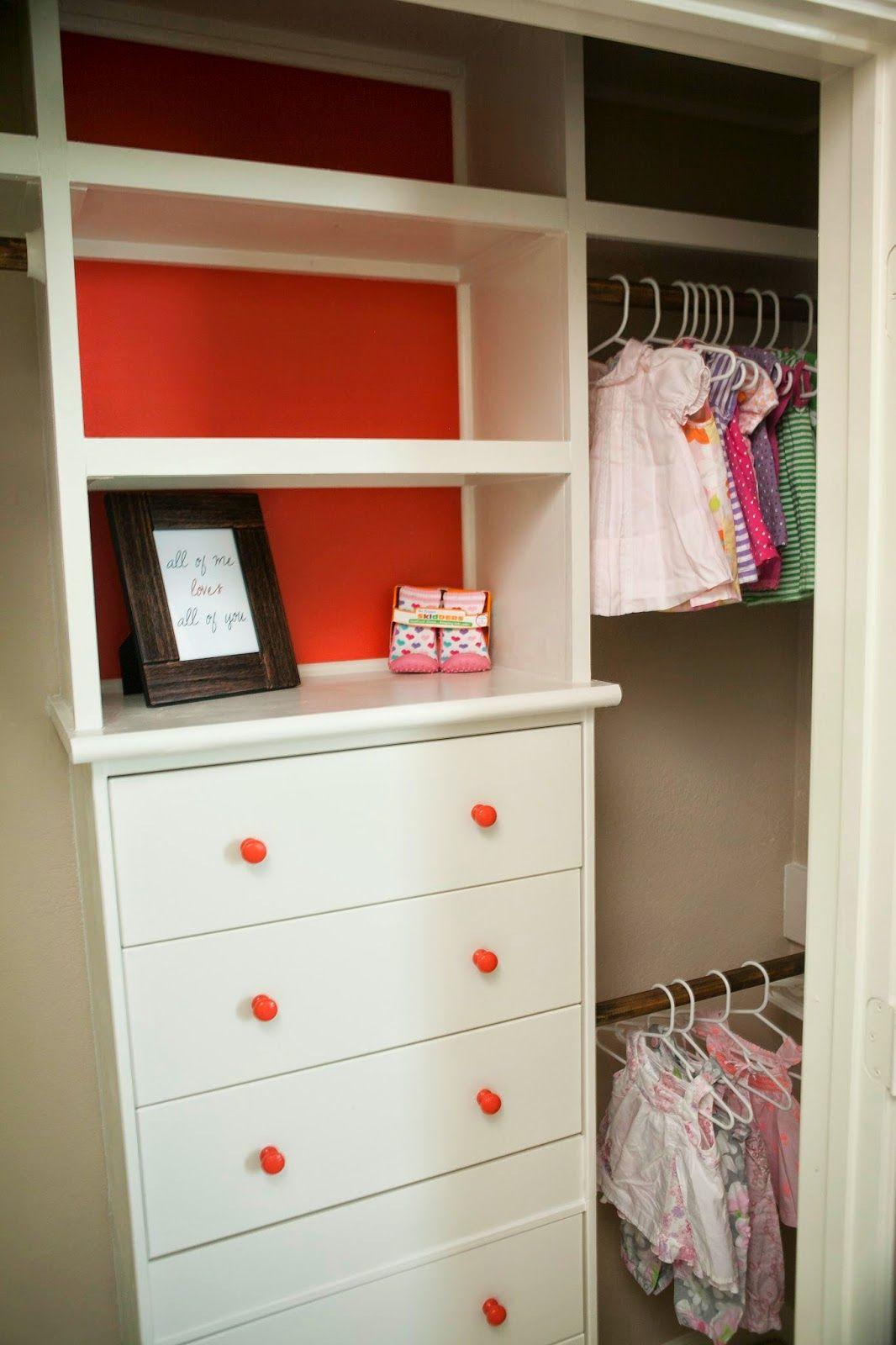 MyBellaBug : Nursery Closet Update Part II