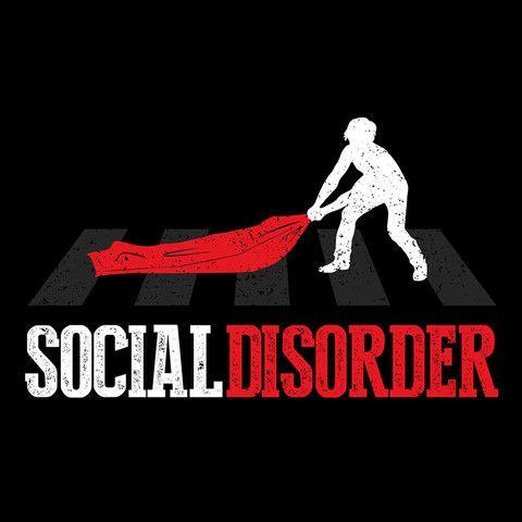 28160a3f5dd Social Disorder Body Bag Shirt | tee shirts