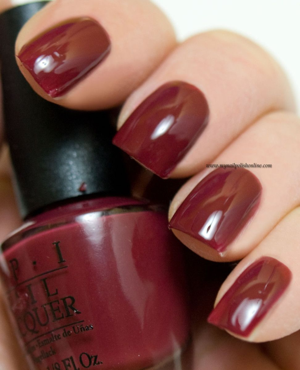 OPI – we the female. | Beautify Me! | Pinterest | OPI, Makeup and ...