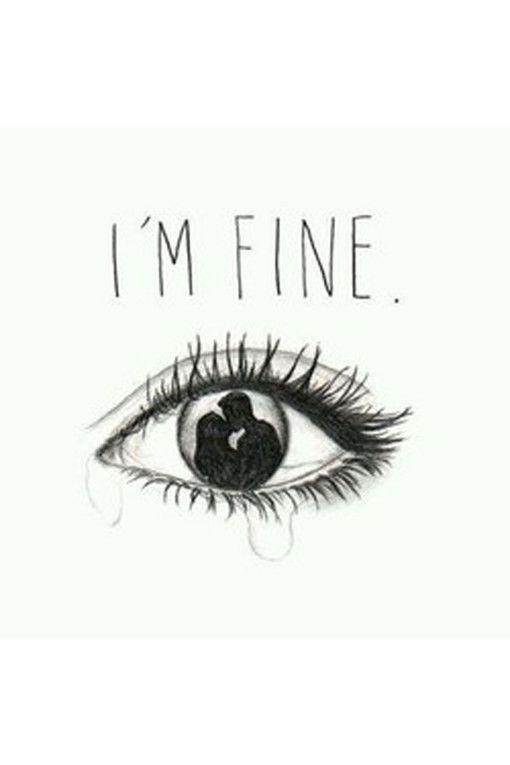 I'm Fine Quote