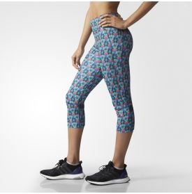 adidas Women's Supernova Printed Three Quarter Running Tights | DICK'S Sporting Goods