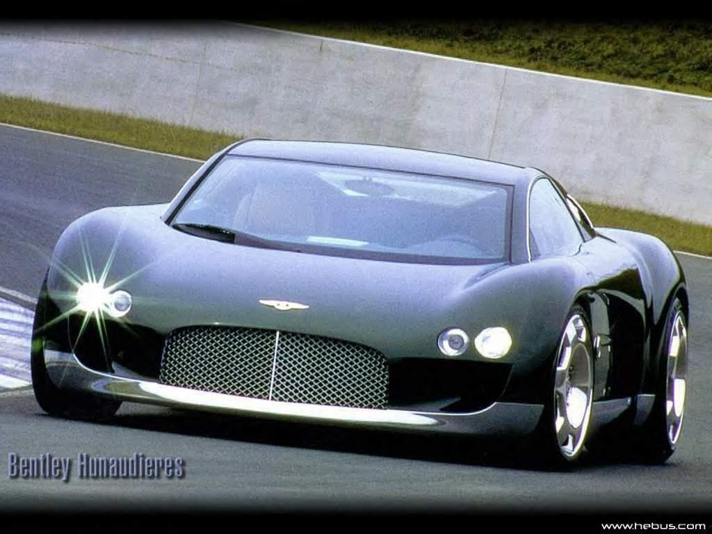 Separated At Birth Bugatti Veyron And Bentley Hunaudi Res Concept