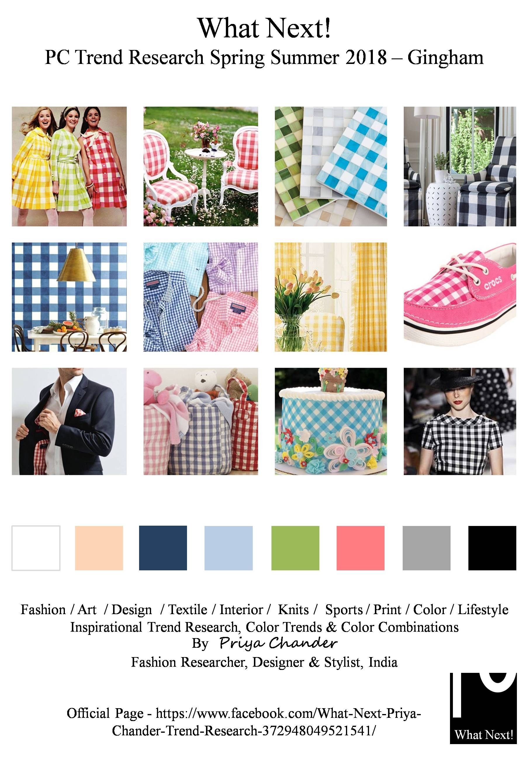 Pin by Nisha on forecast SS 18 | Color trends 2018, Color ...