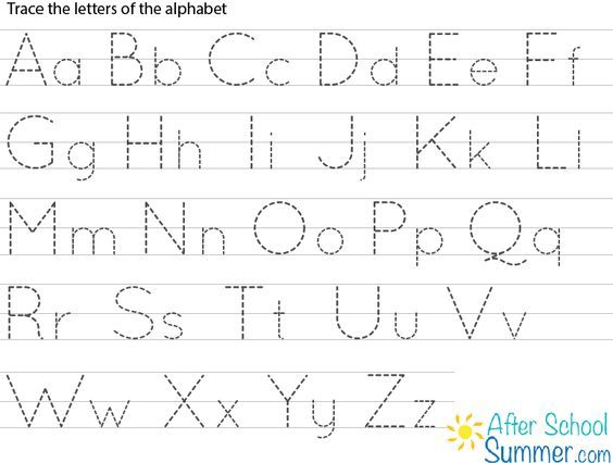 picture about Printable Traceable Alphabet Chart for Upper and Lower Case called printable traceable alphabet chart for higher and reduce scenario