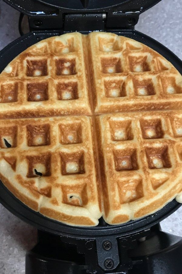 Tender And Easy Buttermilk Waffles Recipe In 2020 Buttermilk Waffles Buttermilk Recipes Waffle Recipes
