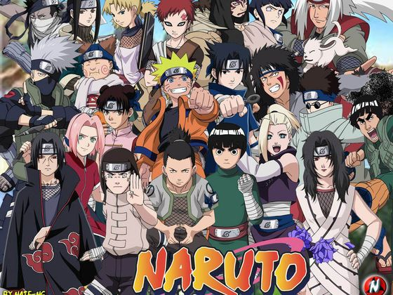 Which Naruto Character Are You Naruto Characters Naruto