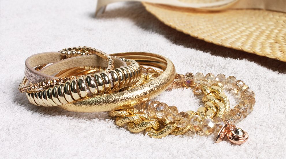 #SUMMER2014 #jewelry #gold