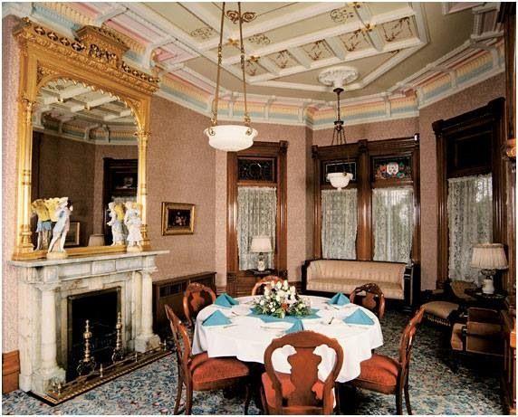 Carson mansion interior carson mansion ca parlor