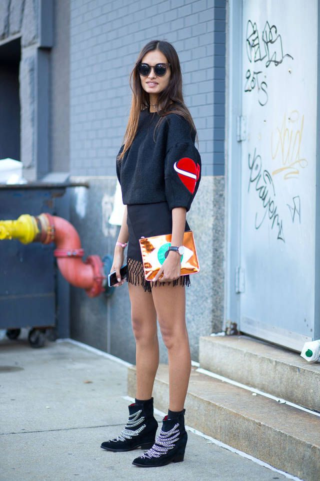 Yesterday's #NYFW street style was full of chic looks. See the best here: