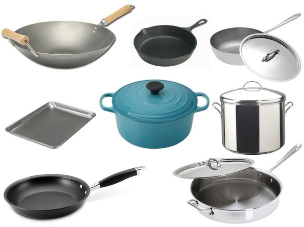 Essential Pots And Pans The Cookware Every Kitchen Needs